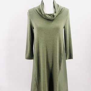 Saturday Sunday by Anthropologie: Cowl Neck Dress